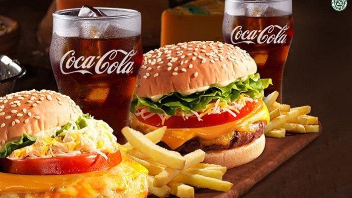 Kupon Merdeka Burger King Sambut HUT ke-75 RI, Ada Diskon 50 Persen