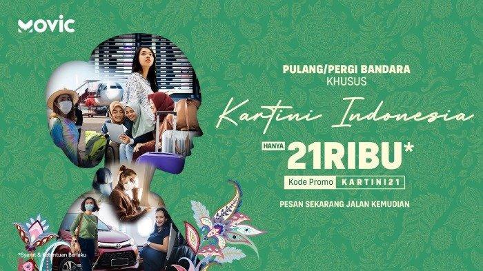 Promo Movic spesial Hari Kartini
