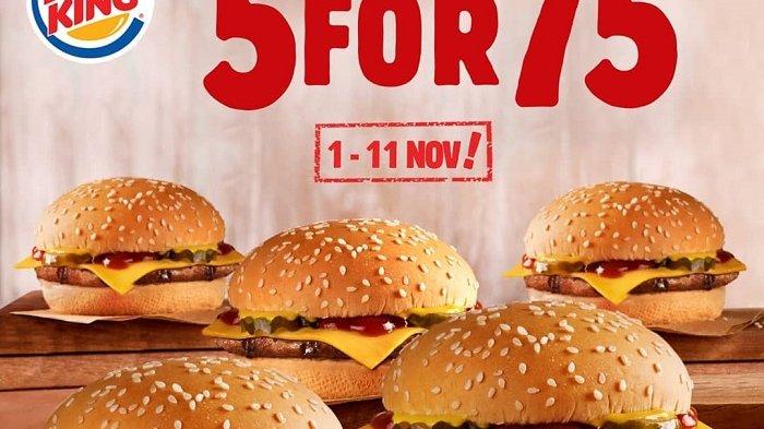 Promo Hari Minggu - Makan Lebih Hemat Ada Buy One Get One Free di Hokben hingga JCo