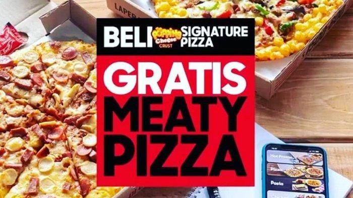 Promo PHD -  Promo Beli 1 Gratis 1 Pizza Hut Delievery, Cek Kode Promonya Berikut Ini