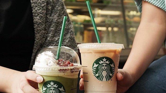 Promo Starbucks - Setiap Senin Nikmati Promo Buy 1 Get 1, Berikut Cara Dapatkan Kupon Promonya
