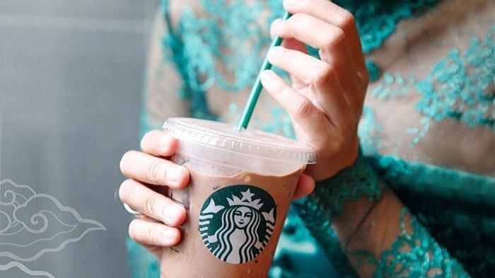 Promo Hari Kartini - Hanya Hari Ini, Starbucks Berikan Diskon 21% Khusus Perempuan