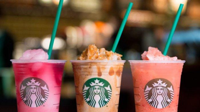 Starbucks Strawberry Lemon Limeade Granita