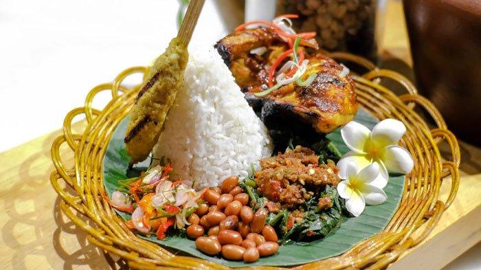 7 Tempat Makan Siang Halal di Bali, Cicipi Nasi Ayam hingga Nasi Sambal