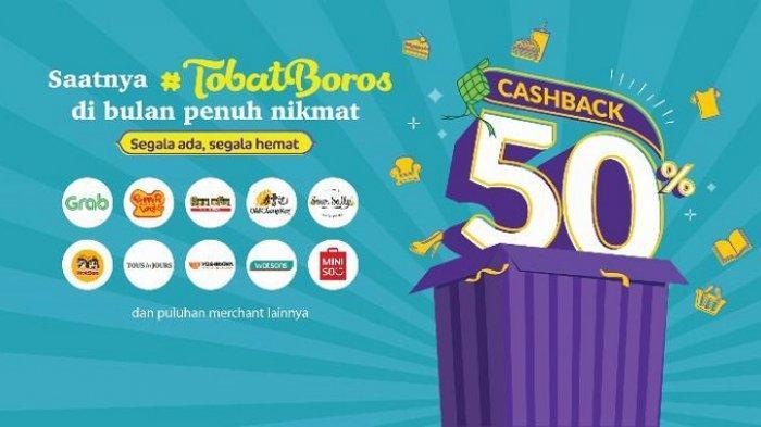 OVO Berikan Promo Cashback hingga 50 Persen, Mau?