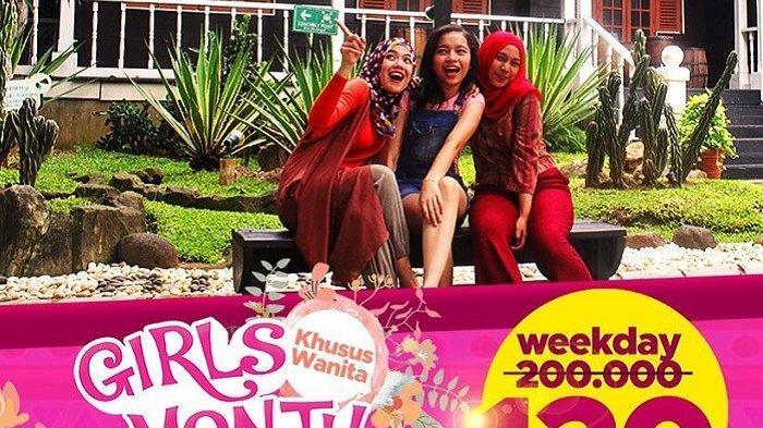 Promo Dufan 'Girls Month' - Tinggal 2 Hari Lagi, Tiket Mulai Rp 120 Ribu untuk Periode Maret 2019