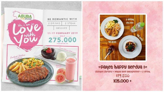 Rayakan Hari Valentine, 3 Resto Steak ini Berikan Promo Harga Spesial untuk Menu Beef Steak