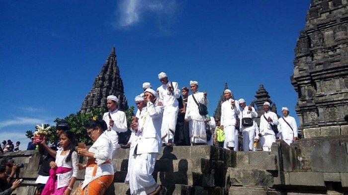 Tawur Agung Kesanga Prambanan, Tradisi Jelang Perayaan Nyepi di Jogja