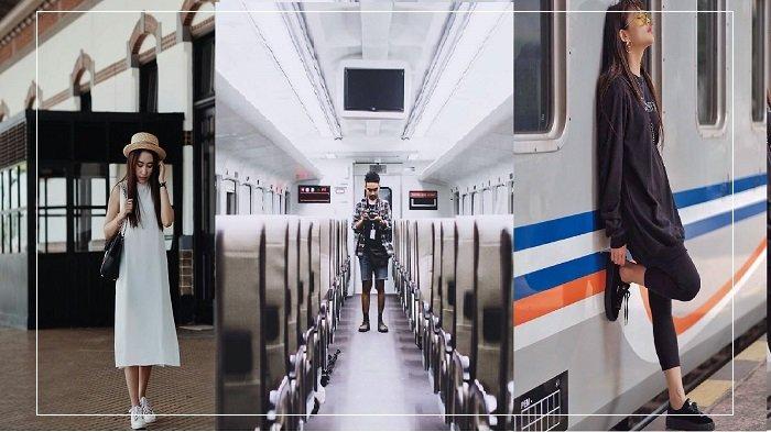 10 Spot Instagramable Tersembunyi di Stasiun Kereta Api, Ada yang Mirip Seperti di London