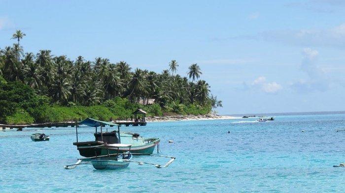 Melihat Pesona Keindahan Pulau Asu, Pulau Terluar di Kepulauan Hinako, Nias, Sumatera Utara