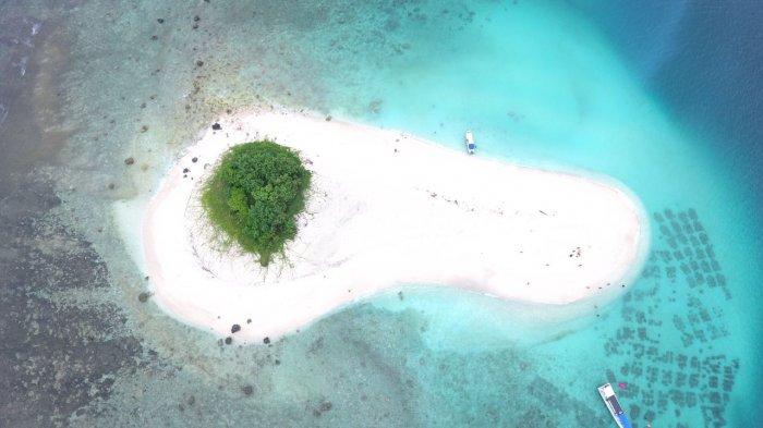 Jelajah 10 Pulau dengan Pantai Eksotis di Banten, Suasana Tenang Pulau Badul Bagai Pulau Pribadi