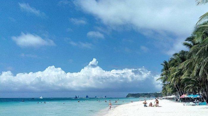 Sengaja Pakai Bikini 'Bertali' di Pantai Boracay, Turis Asal Taiwan Kena Denda