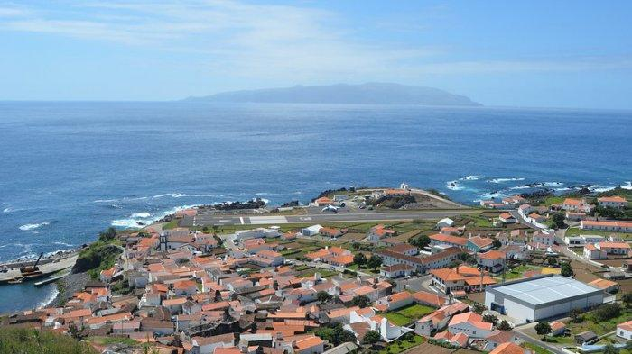 Pulau Corvo, Azores