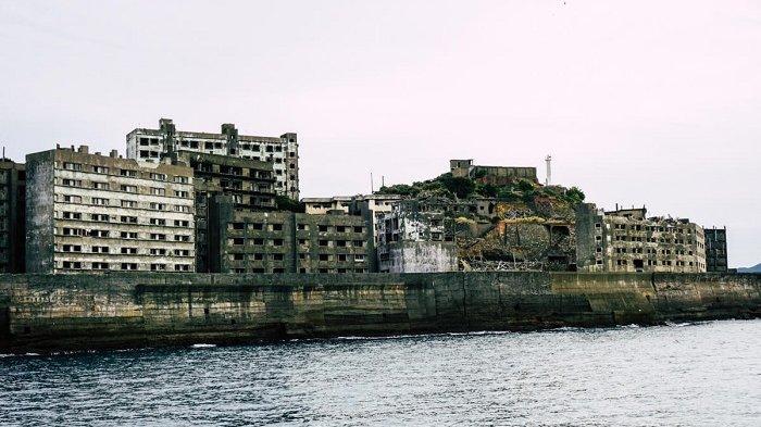 Simpan Sejarah Kelam, Pulau di Jepang Ini Telah Ditinggalkan Hampir 40 Tahun