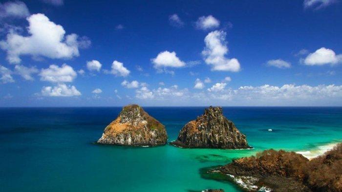Pulau Indah di Brasil Ini Hanya Boleh Dikunjungi Turis yang Pernah Terpapar Covid-19