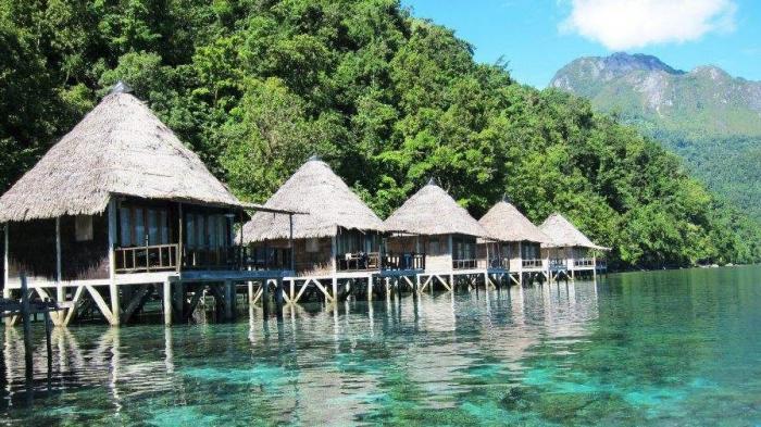 Pulau Kadidiri Secuil Surga Di Sulawesi Tengah 90 Pengunjungnya Turis Asing Tribun Travel