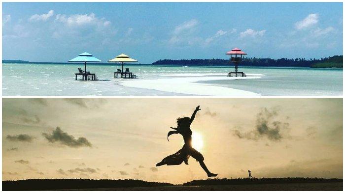 Pulau Leebong, Surga Kecil bagi Petualang Alam di Belitung