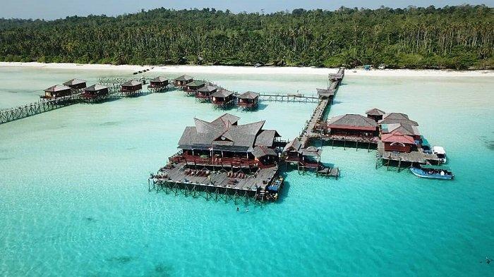 Pulau Maratua, Kepingan Surga di Kalimantan Timur Selain Kepulauan Derawan
