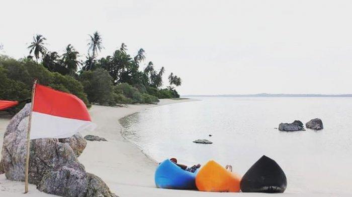Menguak Keindahan Tersembunyi di Pulau Nanas, Pulau Kecil di Bangka yang Menakjubkan