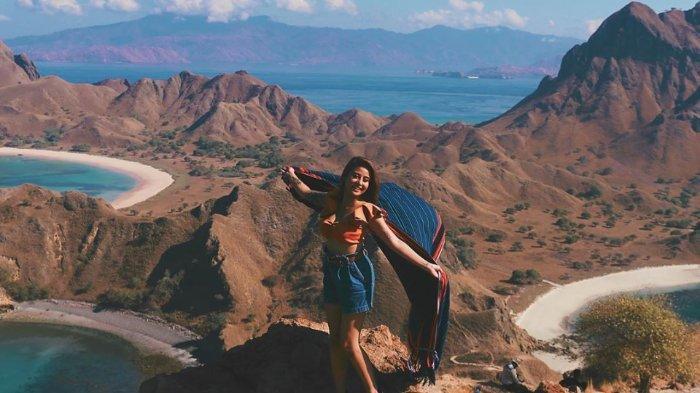 6 Fakta Unik Pulau Padar Labuan Bajo, Lokasi Potret Liburan Awkarin di Nusa Tenggara Timur