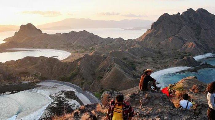 Libur Lebaran, Jumlah Pengunjung Taman Nasional Komodo Meningkat 15 Persen