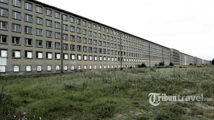 Bangunan Bekas Camp Nazi Diubah Jadi Apartemen Mewah, Adakah Jejak Hitler di Sana?