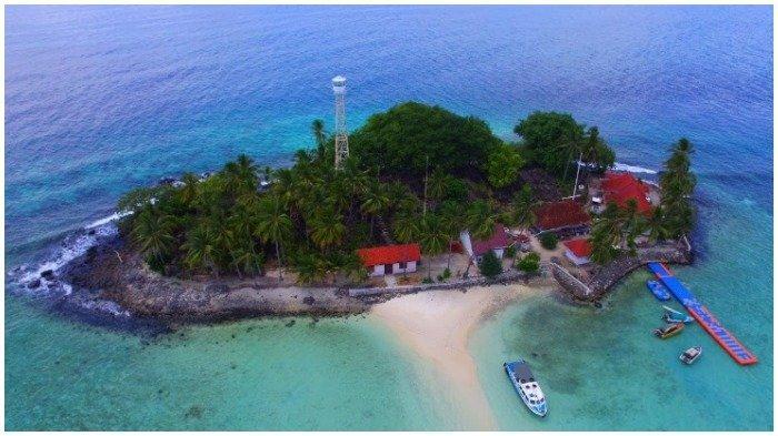 Potret Keindahan Pulau Samber Gelap di Kalimantan, Bisa Snorkeling Sekaligus Melihat Penyu Bertelur