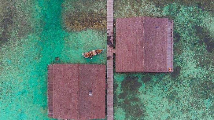 Potret Pulau Sebaru, Lokasi Observasi 188 WNI ABK World Dream Terdampak Virus Corona