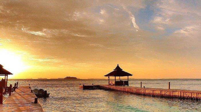 Ingin Rayakan Cap Go Meh Bersama Keluarga?Yuk Mampir Sejenak ke Pulau Seribu