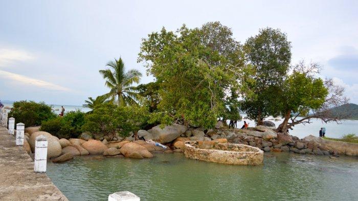 Pulau Simping Diakui Pbb Inilah Pulau Terkecil Di Dunia Jadi Alternatif Liburan Di Singkawang Tribun Travel