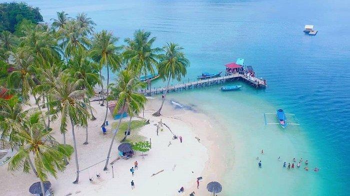 TRAVEL UPDATE: Pulau Sirandah, Tempat Wisata di Padang untuk Liburan Akhir Pekan