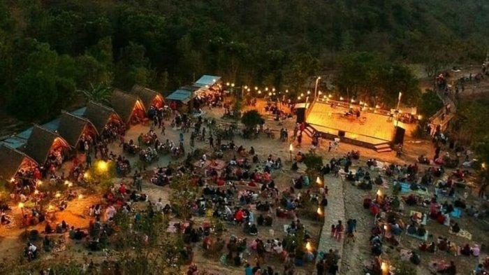 Harga Tiket & Jam Operasional Puncak Sosok Terbaru 2021, Tempat Asyik Buat Lihat Sunset di Jogja