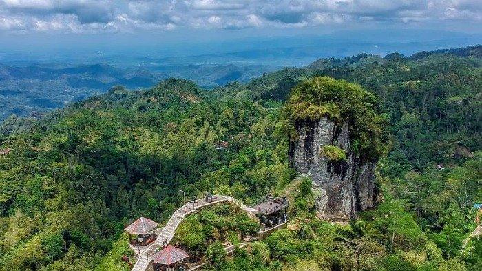 Harga Tiket Masuk Puncak Widosari Kulon Progo, Simak Juga Rutenya