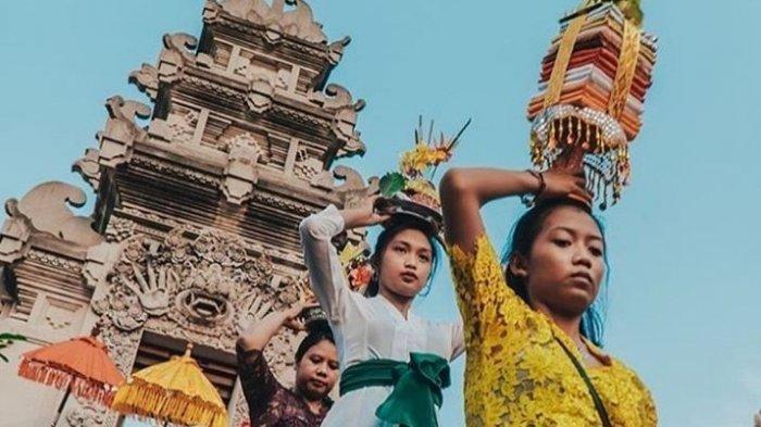 Menengok Keindahan Pura Agung Amerta Bhuana, Pura Terbesar di Batam