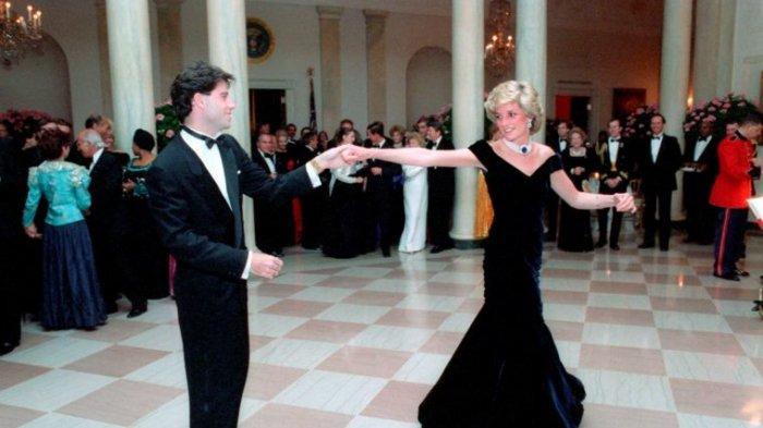 Gaun Ikonik Putri Diana Akan Dilelang, Harganya Diperkirakan Lebih dari Rp 1 Miliar