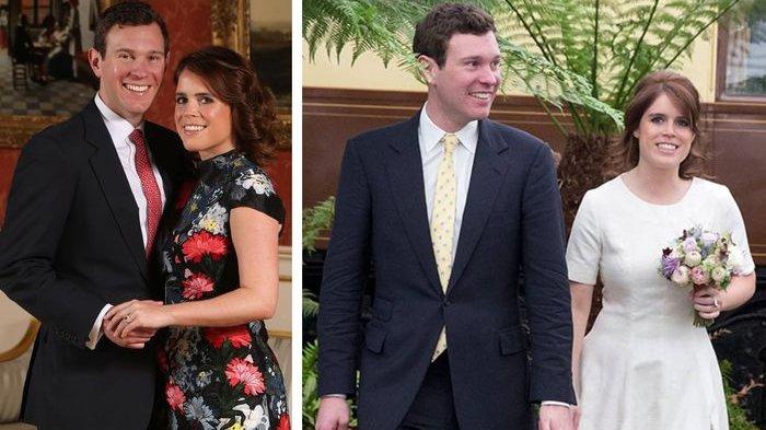 Lebih Modern, Upacara Pernikahan Putri Eugenie Tidak Ikuti 5 Tradisi Keluarga Kerajaan Inggris Ini