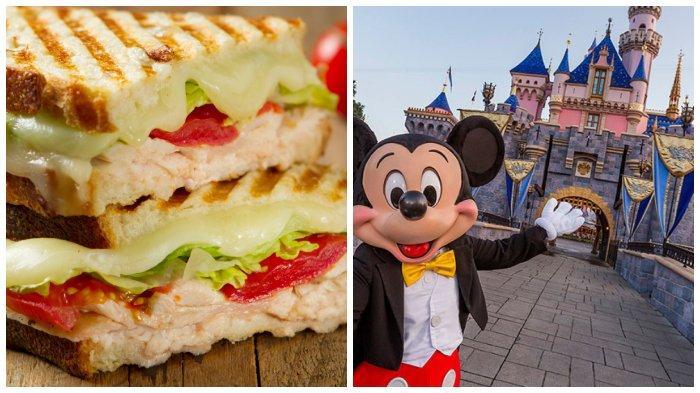 Disneyland Jual Sandwich Seharga Rp 1,4 Juta, Apa Istimewanya?