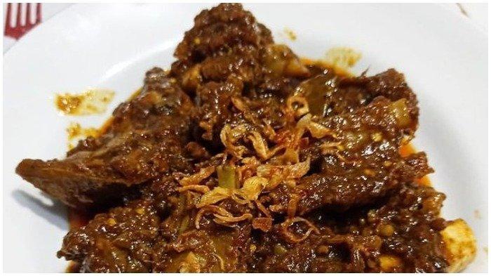 Menikmati Kelezatan Rabeg, Kuliner Khas Sultan Banten yang Melegenda