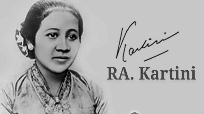 Raden Adjeng Kartini merupakan tokoh Jawa dan Pahlawan Nasional Indonesia