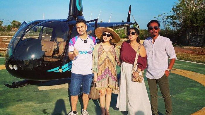 Nagita Slavina Liburan di Bali, Harga Pakaiannya Tembus Rp 19,7 Juta