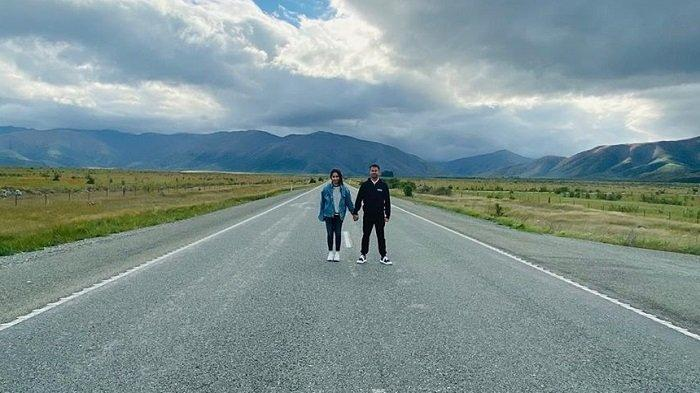 Liburan Artis - 6 Momen Romantis Raffi Ahmad dan Nagita Slavina di Selandia Baru