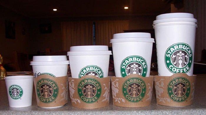 Kamu Wajib Tahu, Ini Alasan Ukuran Gelas Starbucks Bukan Small, Medium, dan Large