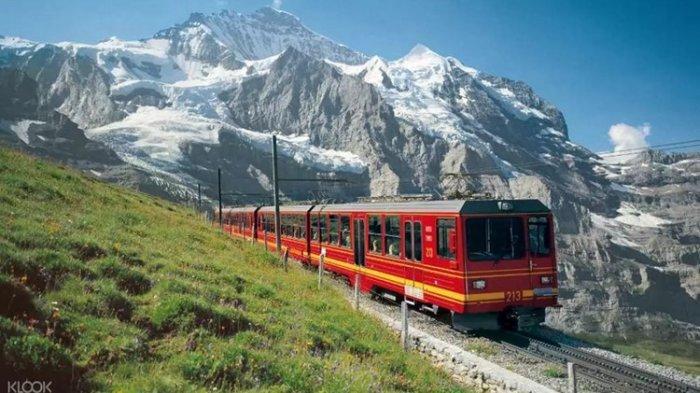 Pesan Tiket Kereta Api Eropa Rail Europe Sekarang Bisa Lewat Situs Klook