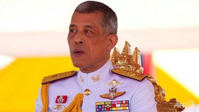 Raja Thailand Vajiralongkorn