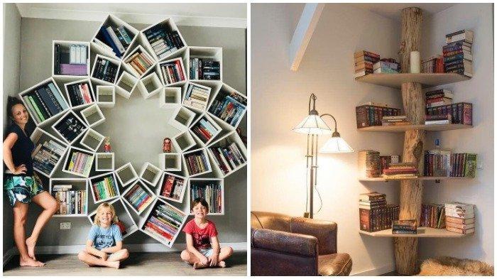 10 Desain Kreatif dan Luar Biasa, Bisa Jadi Pedoman untuk Menghemat Ruangan di Rumahmu