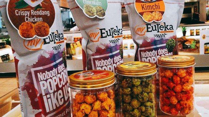 Mencoba My Eureka Snack Bar, Popcorn Khas Malaysia yang Bisa Kamu Beli Jewel Changi Airport
