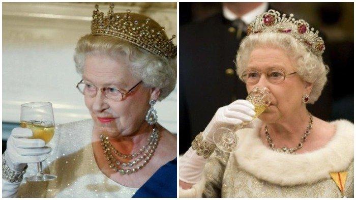 Lakukan Tur Kerajaan ke Afrika, Ratu Elizabeth II Ternyata Bawa Minuman Ini Selama Perjalanan