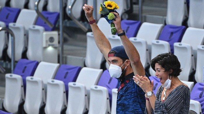 Cerita Mengharukan di Balik Buket Bunga untuk Pemenang Olimpiade Tokyo 2020