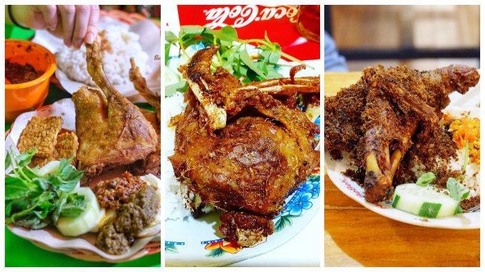 Rekomendasi 7 Warung Bebek Goreng Enak dan Murah di Surabaya