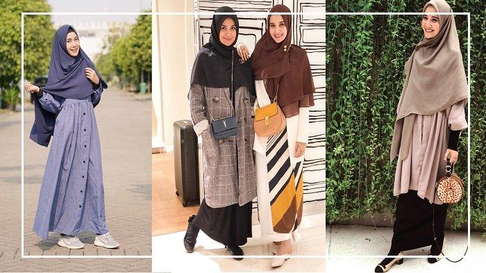 Say Good Bye Ribet! 7 Rekomendasi Hijab Instan Kekinian yang Praktis Dipakai Liburan